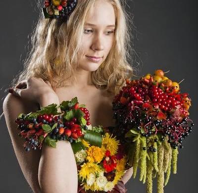 Партнер Весілля Переможця. Флорист Ганна Оксимець